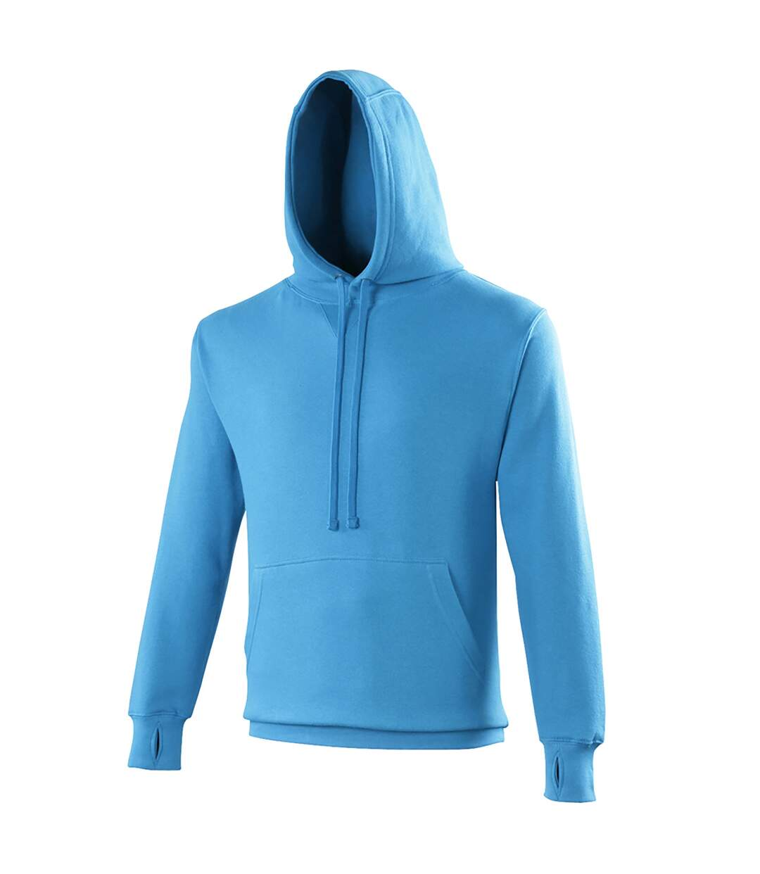 Awdis Mens Street Hooded Sweatshirt / Hoodie (Sapphire Blue) - UTRW170