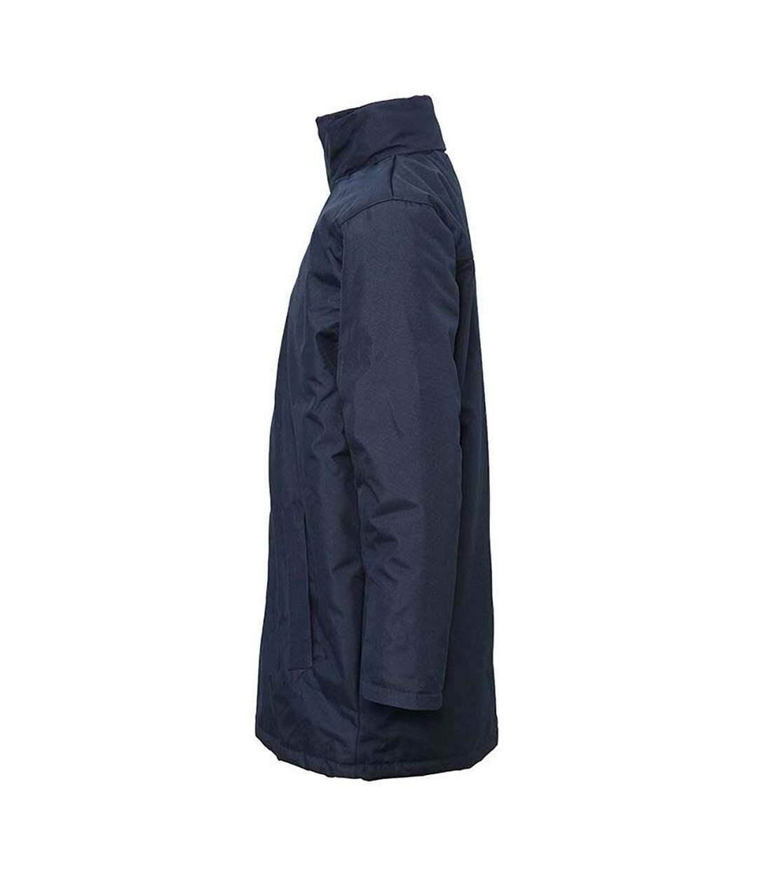 2786 - Veste parka hydrofuge et coupe-vent - Homme (Bleu marine) - UTRW2505