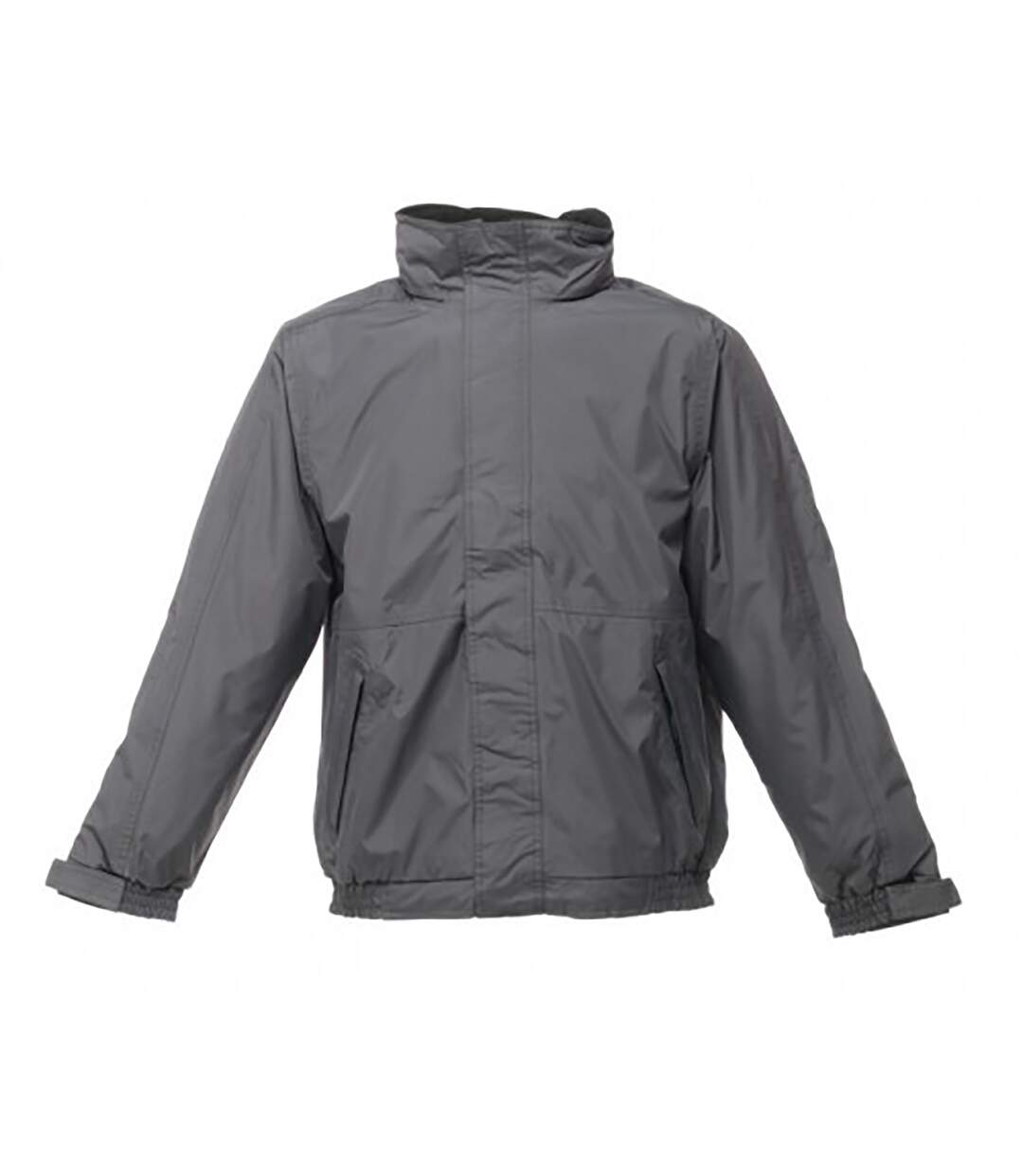 Regatta Dover Waterproof Windproof Jacket (Thermo-Guard Insulation) (Black/Ash) - UTRG1425