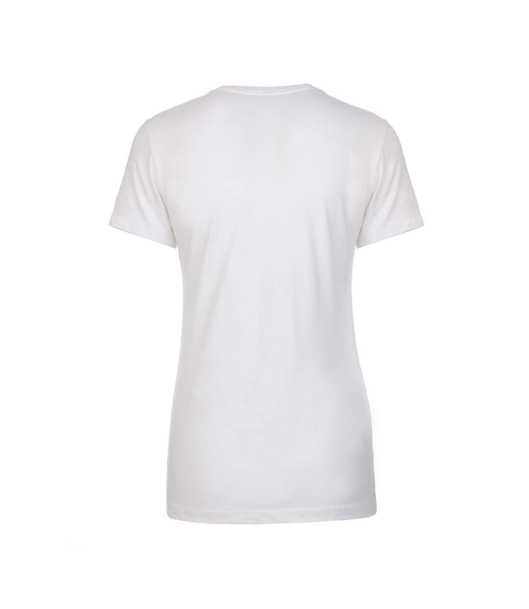 Next Level - T-Shirt - Femme (Blanc) - UTPC3466