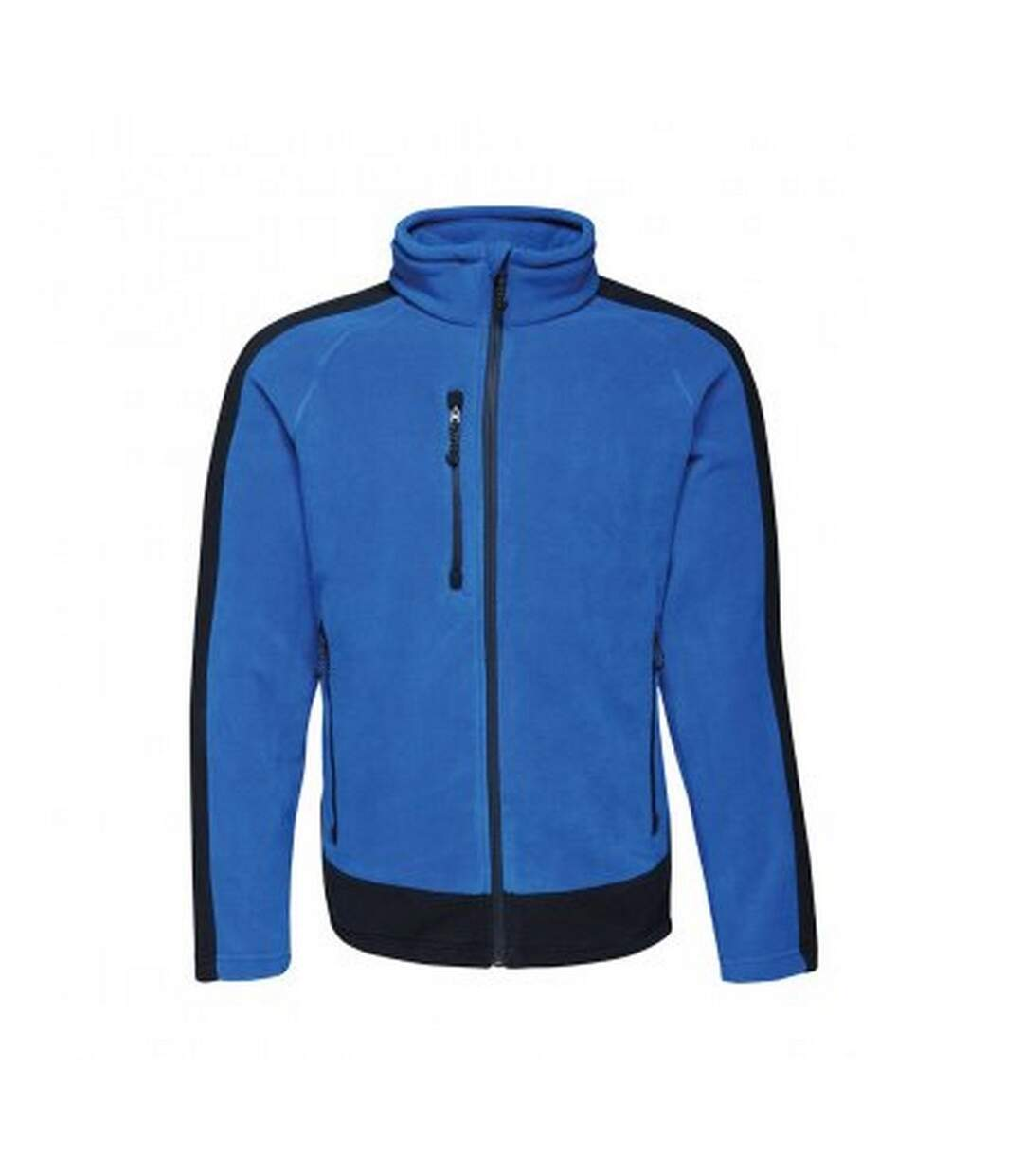 Regatta Mens Contrast 300 Fleece Jacket (New Royal/Navy) - UTPC3319