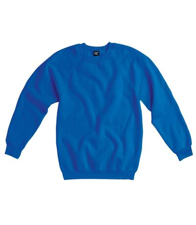 SG - Sweatshirt à manches longues - Femme (Bordeaux) - UTBC1070
