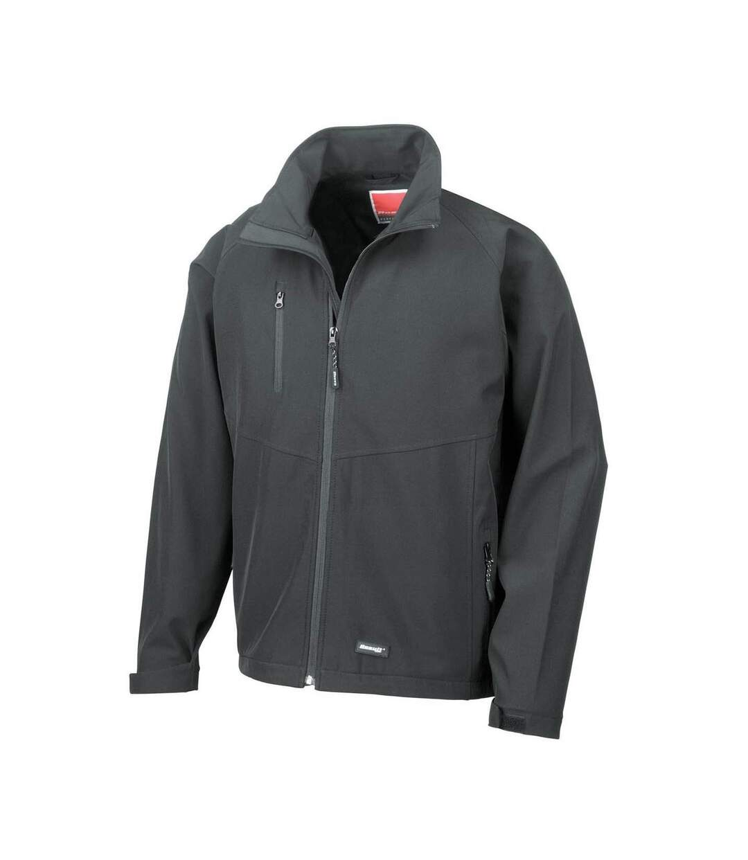 Result Mens 2 Layer Base Softshell Breathable Wind Resistant Jacket (Navy Blue) - UTBC864