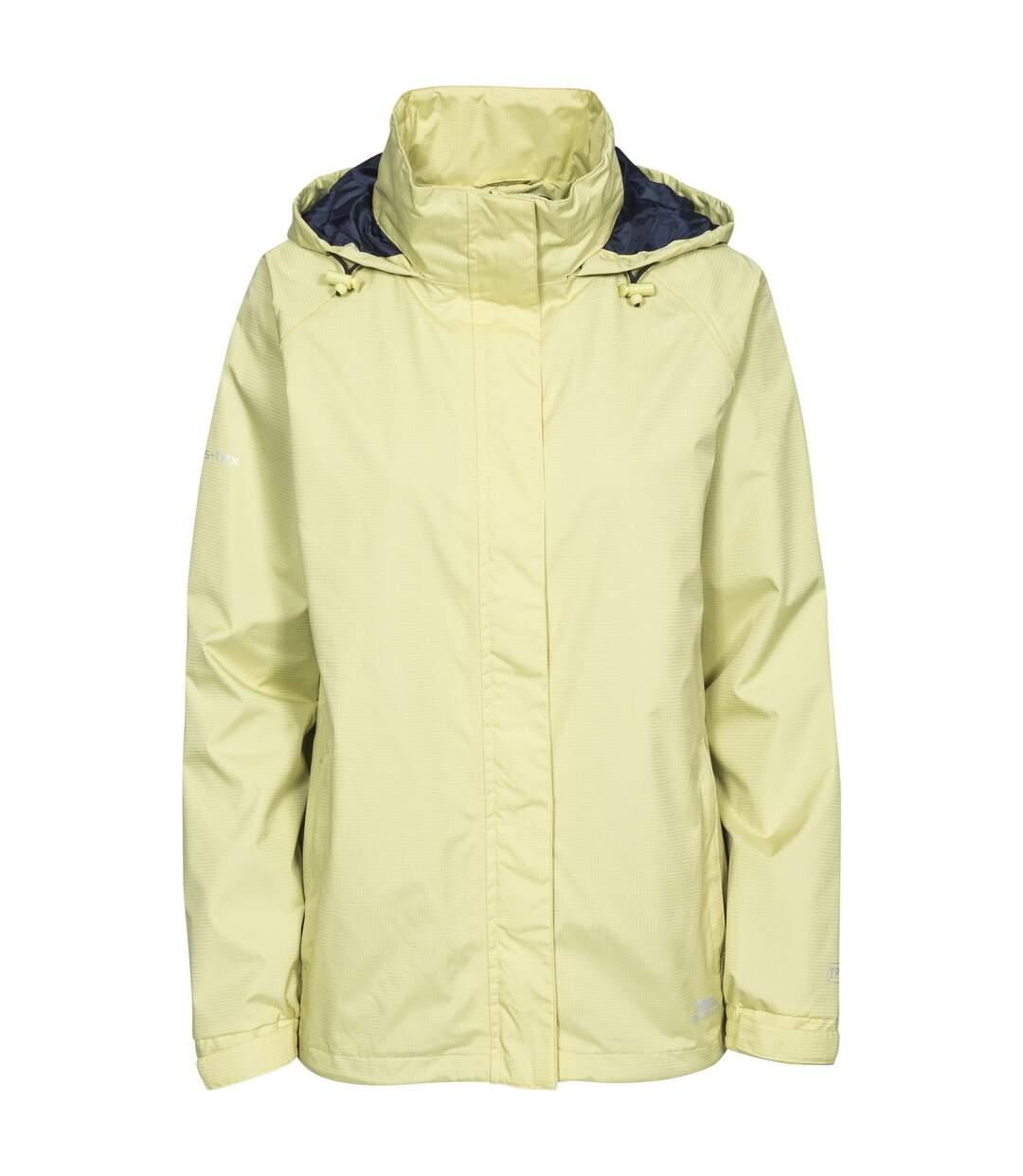 Trespass Womens/Ladies Lanna II Waterproof Jacket (Limelight) - UTTP3279