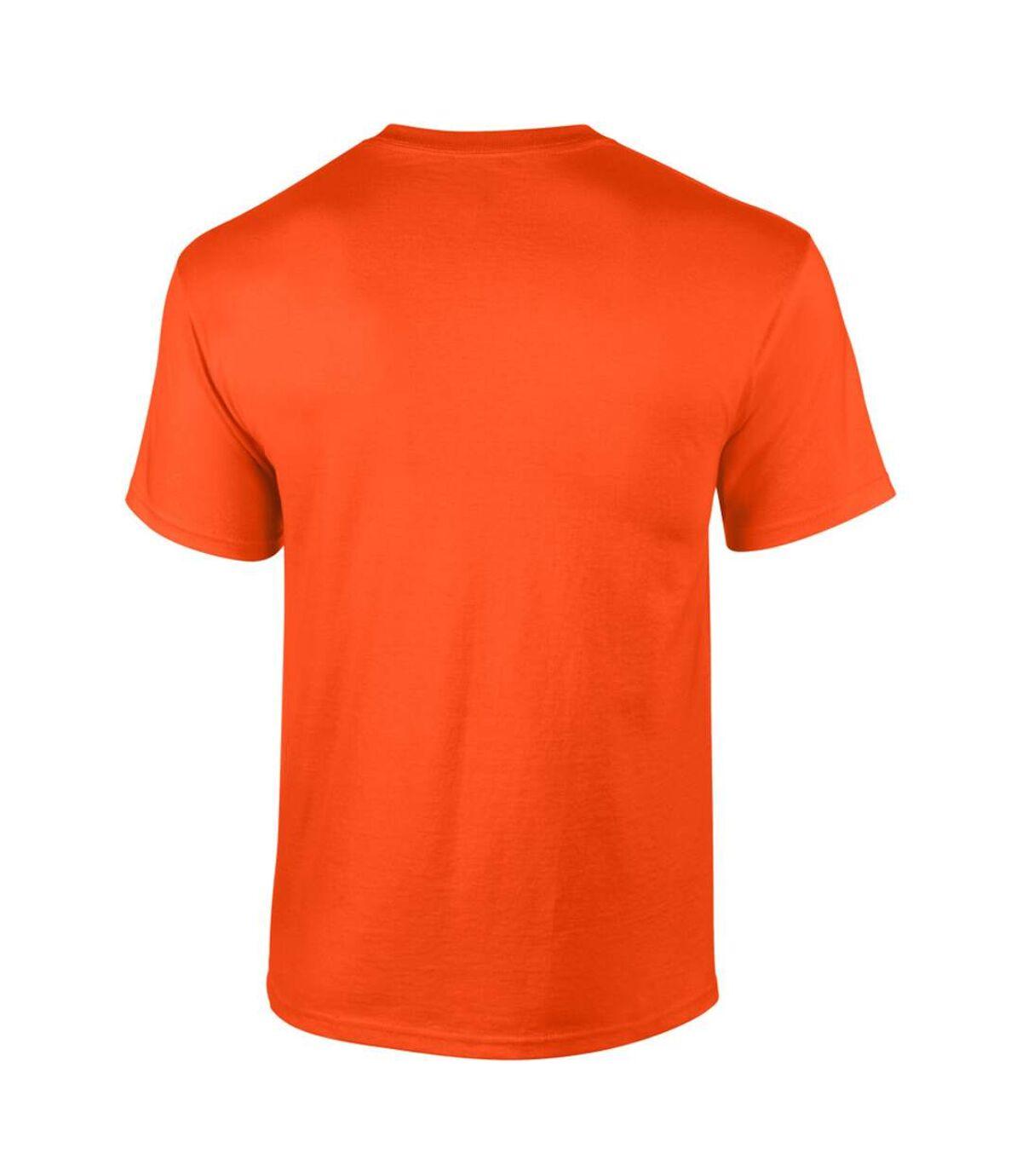 Gildan - T-shirt à manches courtes - Homme (Gris foncé) - UTBC475