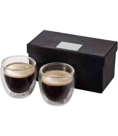 Seasons Boda - Set À Espresso (2 Pièces) (Transparent) - UTPF1000
