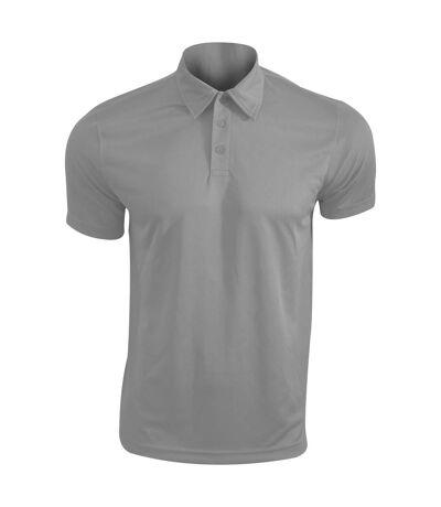 Kariban Proact Mens Short Sleeve Performance Polo Shirt (Black) - UTRW4246