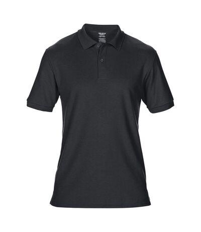 Gildan DryBlend - Polo sport - Homme (Noir) - UTBC3191
