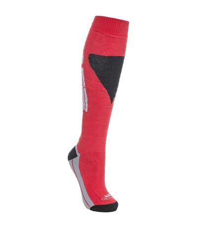 Trespass - Chaussettes de ski HACK - Homme (Rouge) - UTTP872