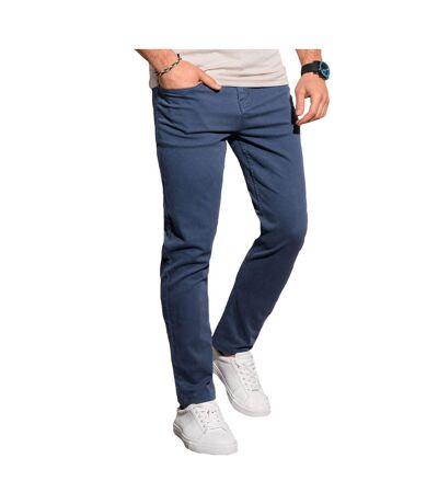 Pantalon chino homme Pantalon 990 bleu foncé