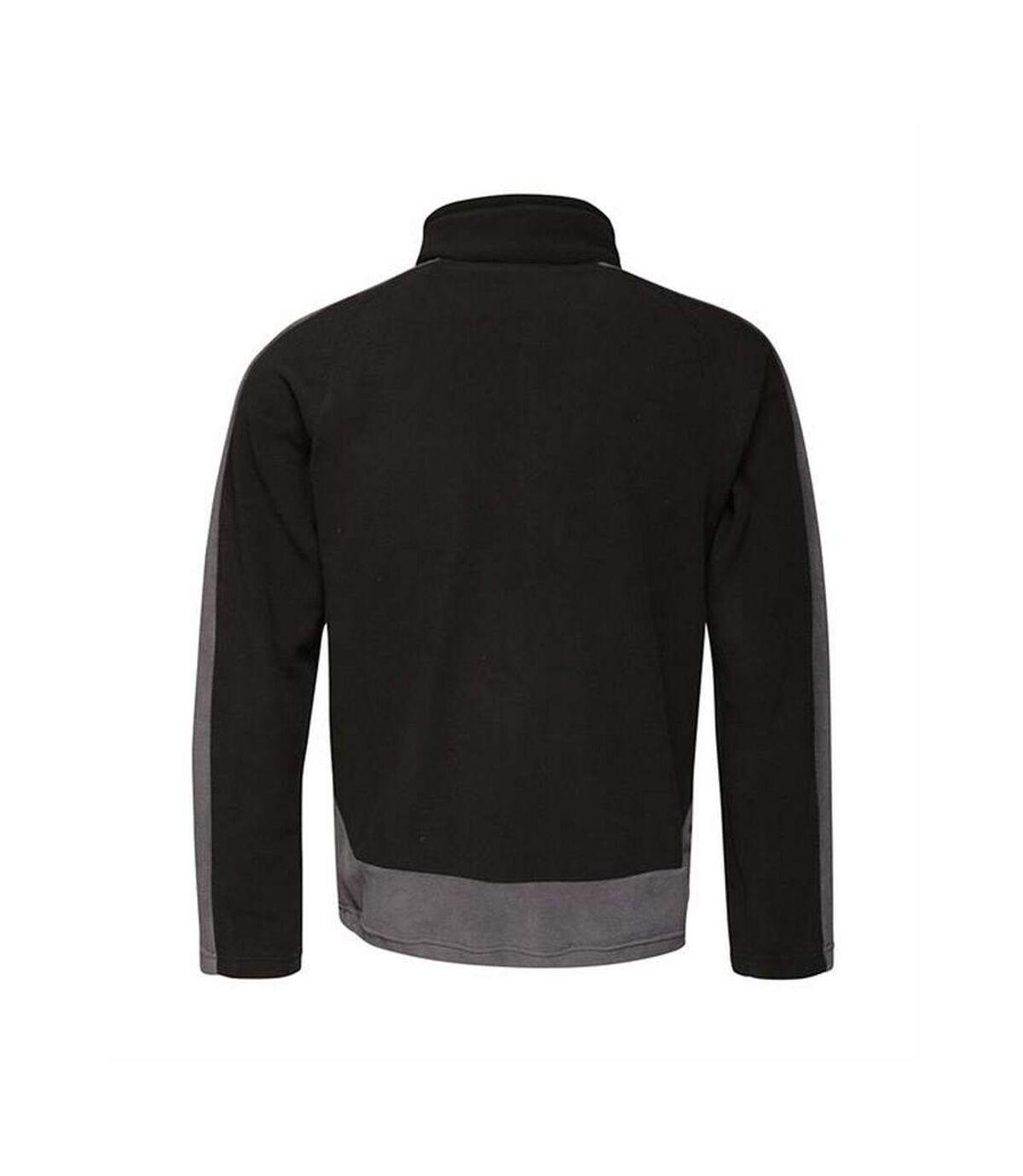 Regatta - Veste polaire CONTRAST - Homme (Noir/gris) - UTRW6352