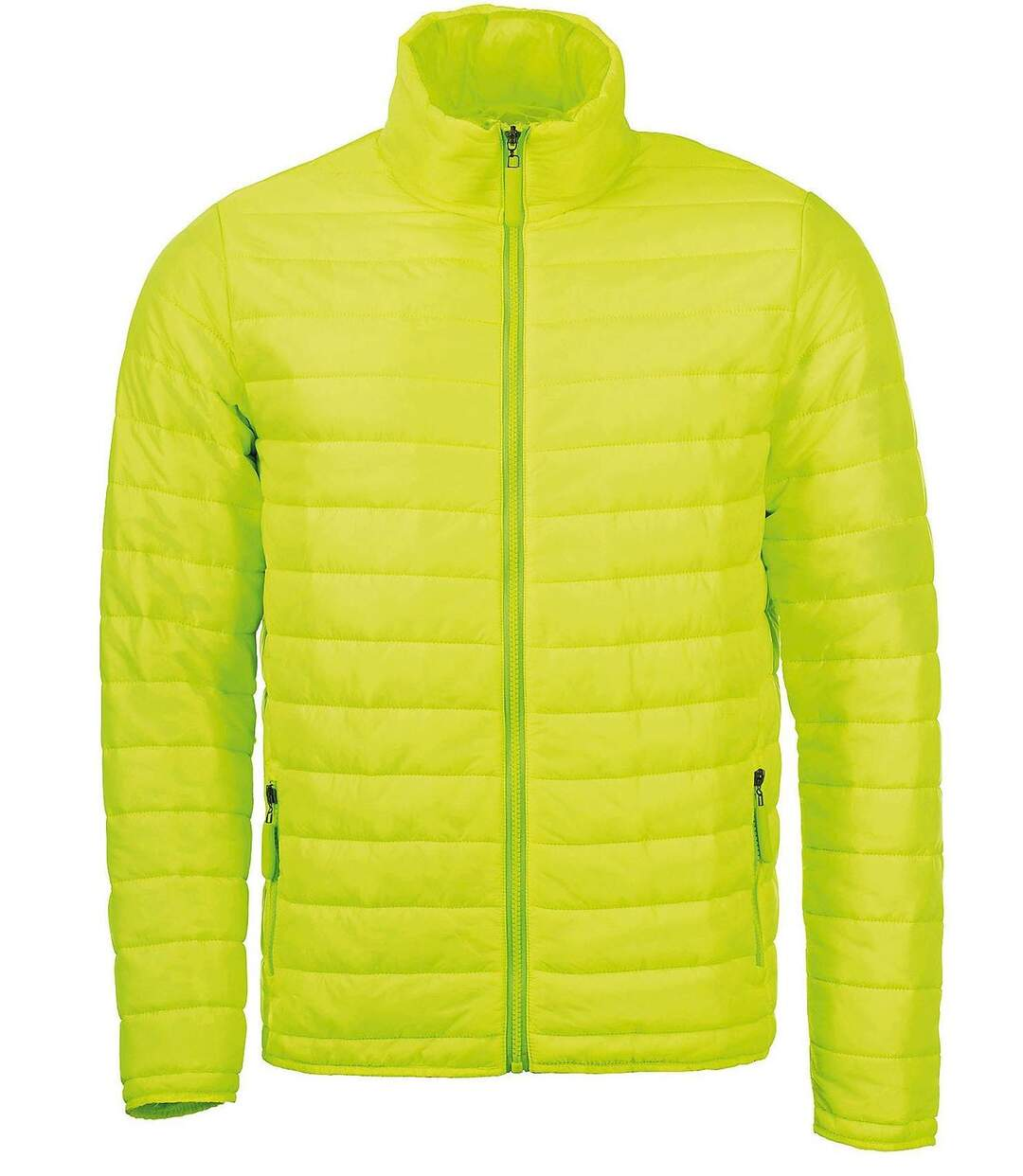 Doudoune légère homme - 01193 - vert citron