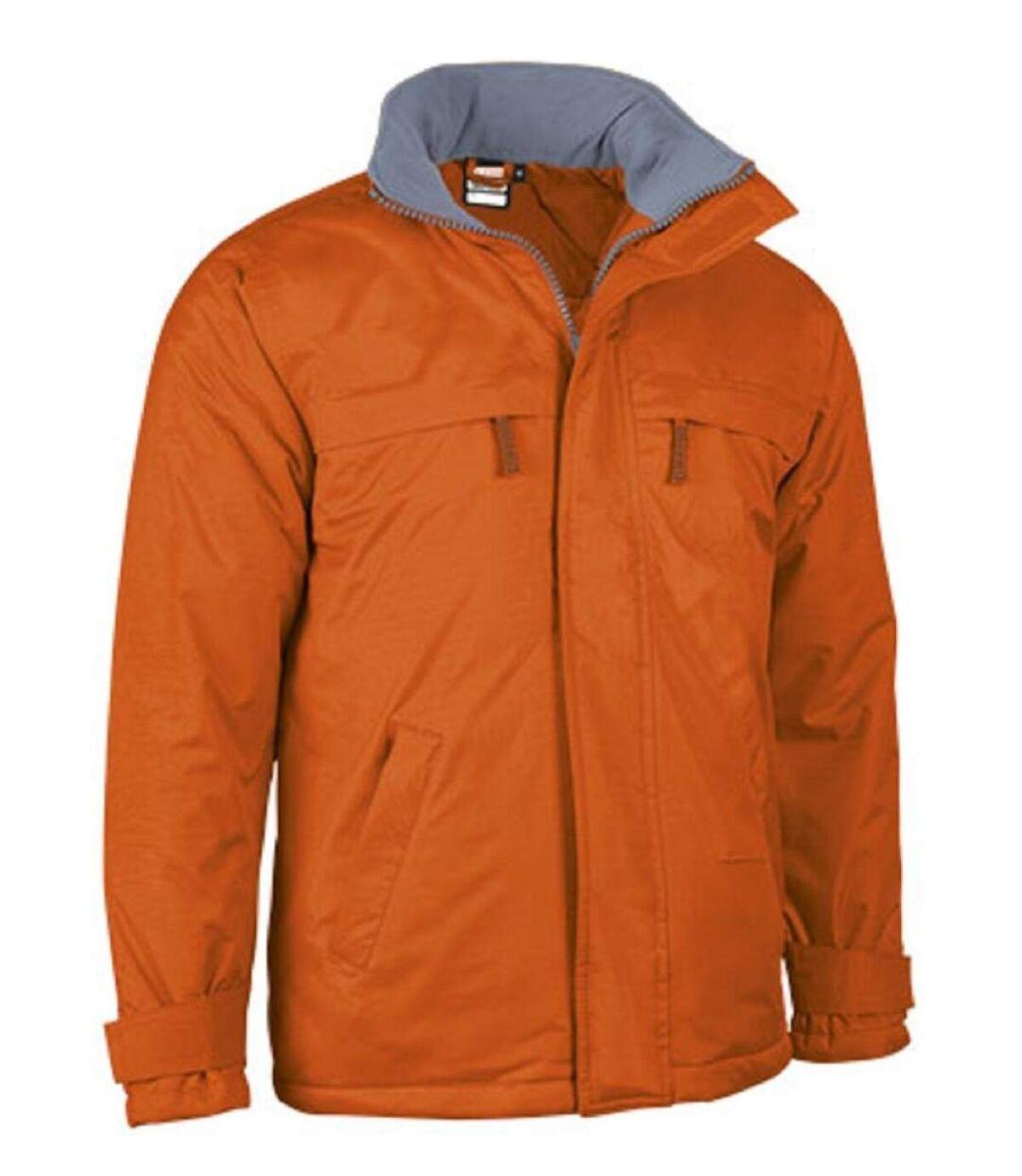 Parka - Homme - REF BOREAL - orange