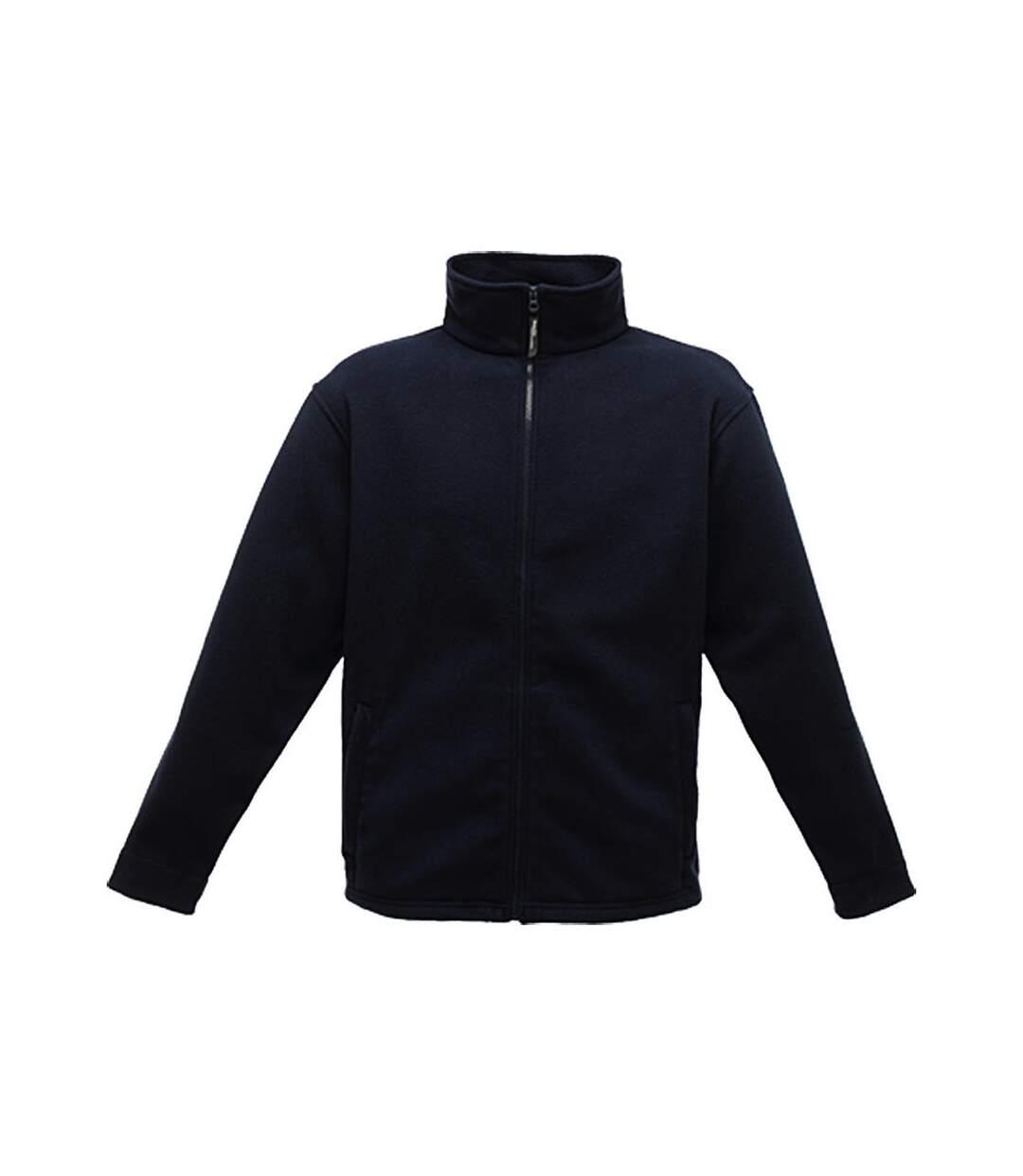 Regatta Mens Thor 350 Full Zip Fleece Jacket (Navy) - UTRG1534