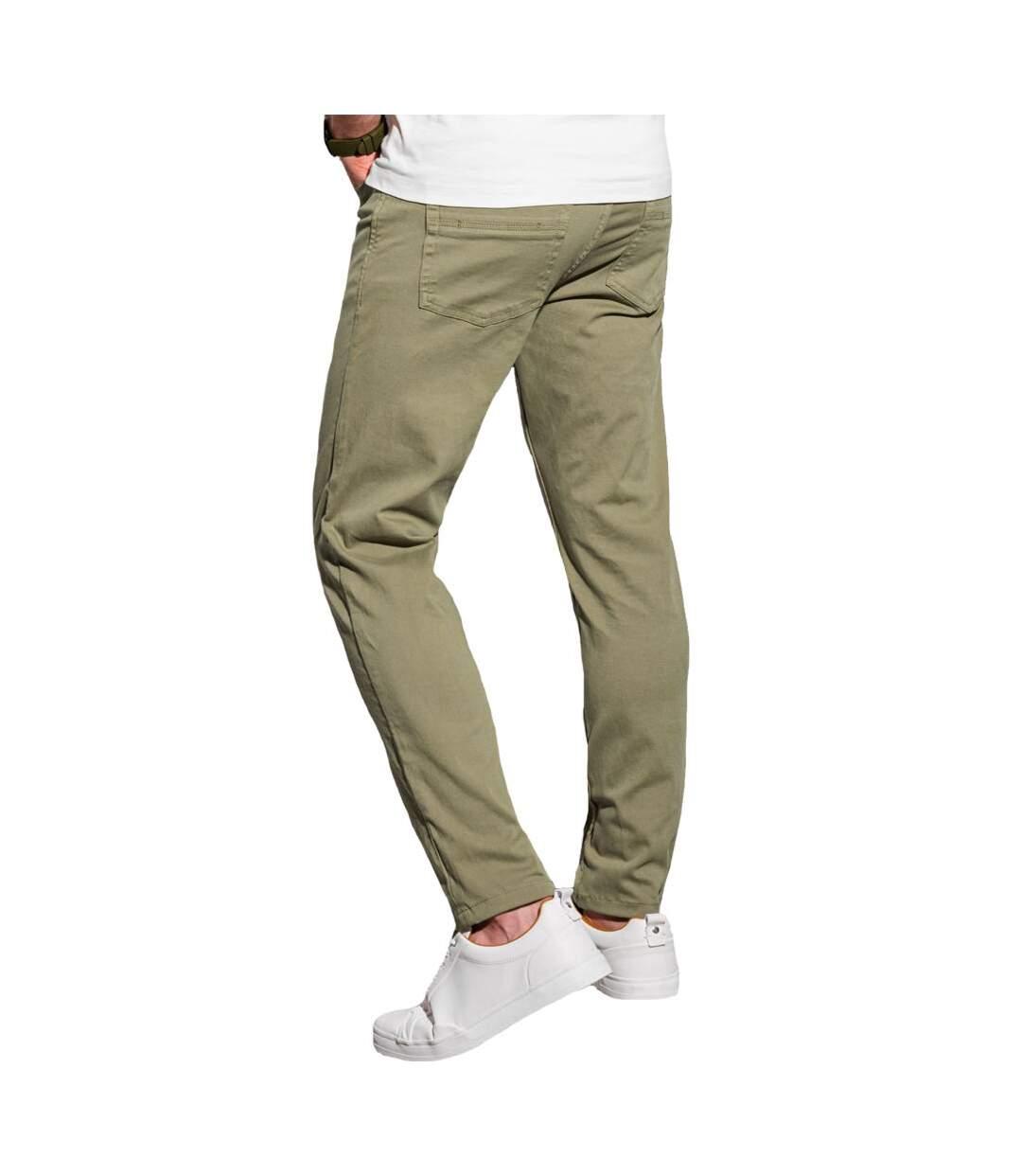 Pantalon chino pour homme Pantalon 990 vert