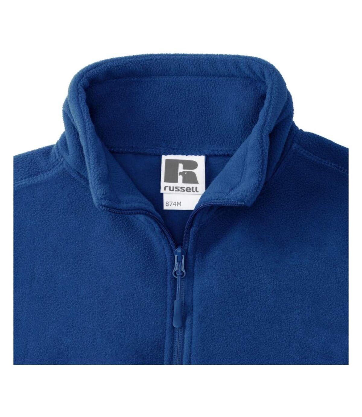 Russell - Polaire à fermeture zippée - Homme (Bleu roi vif) - UTBC1438