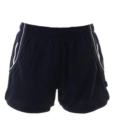 Gamegear Cooltex - Short de sport - Homme (Bleu marine/Blanc) - UTRW3168