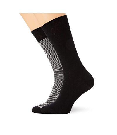Lot de 2 paires de chaussettes homme Dim Coton