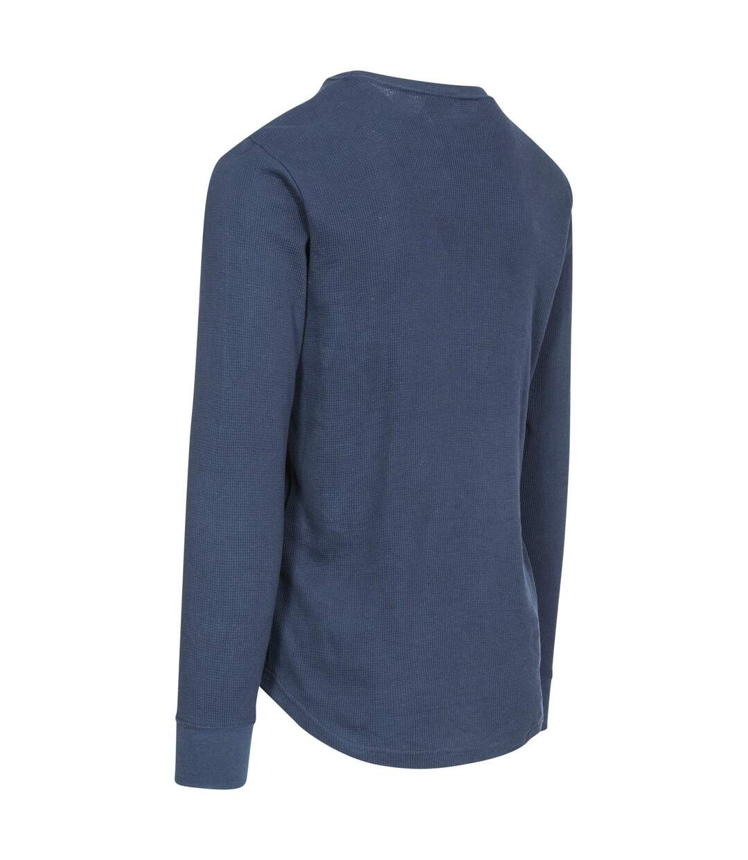 Trespass Adults Unisex Unify Thermal Base Layer Top (Navy) - UTTP3854