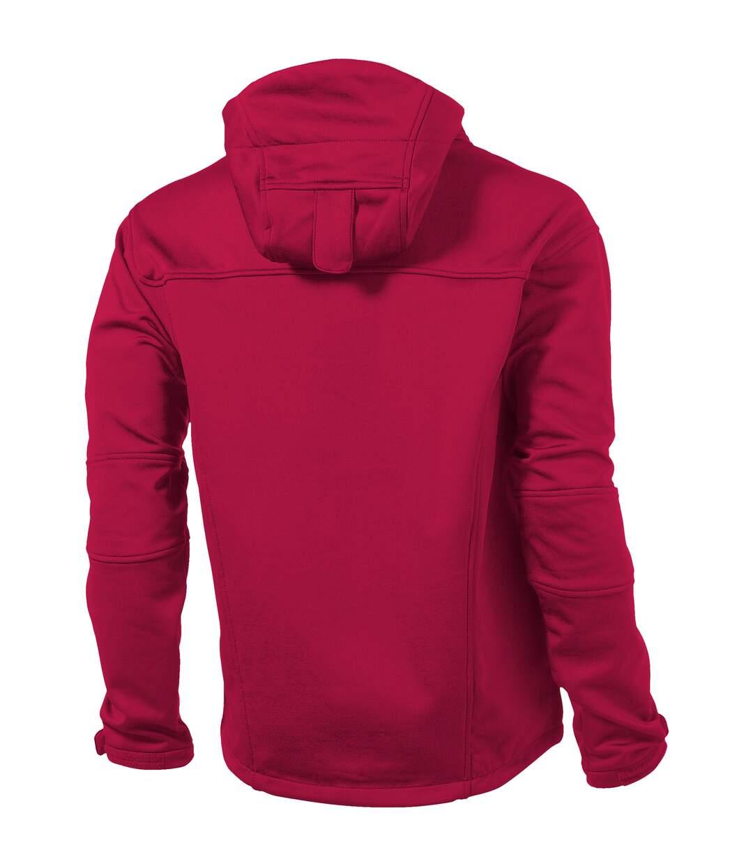 Slazenger - Veste Softshell Match - Homme (Rouge) - UTPF1771