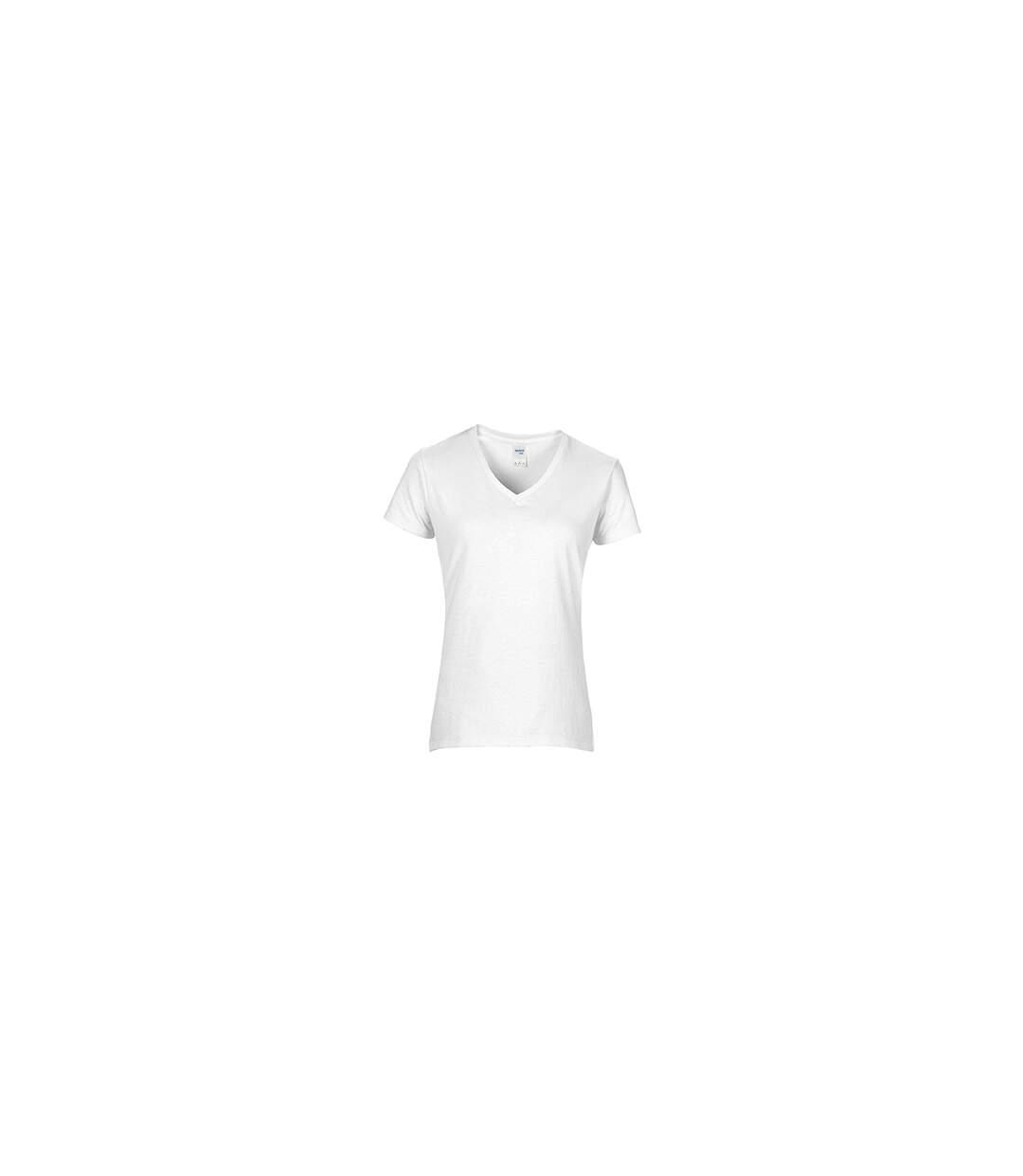 T-shirt épais col V