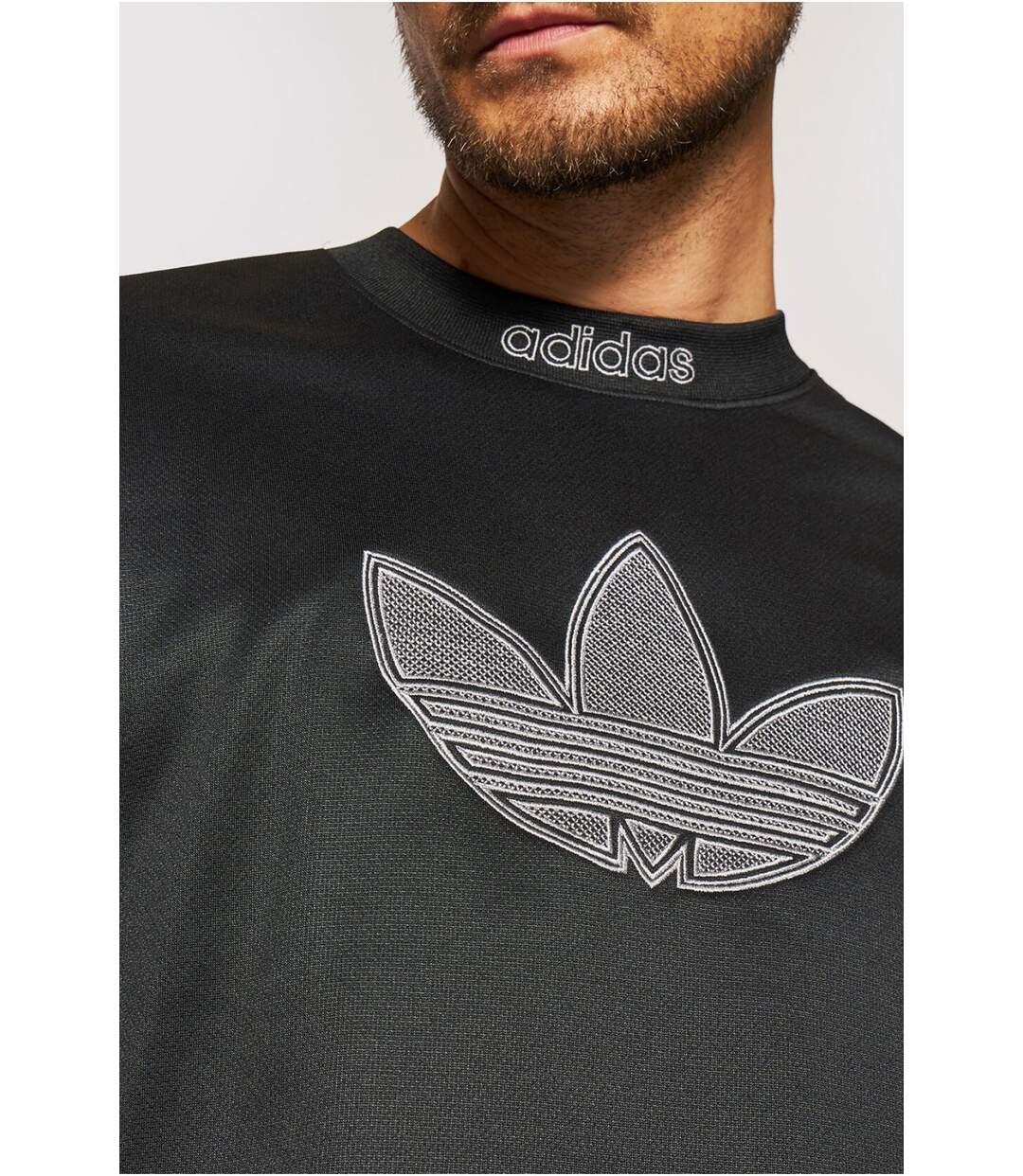 Sweat à gros logo brodé primegreen  -  Adidas - Homme