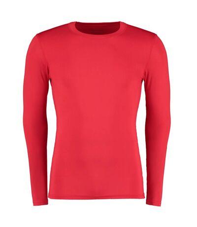 Gamegear® Mens Warmtex® Long Sleeved Base Layer / Mens Sportswear (Red) - UTBC438