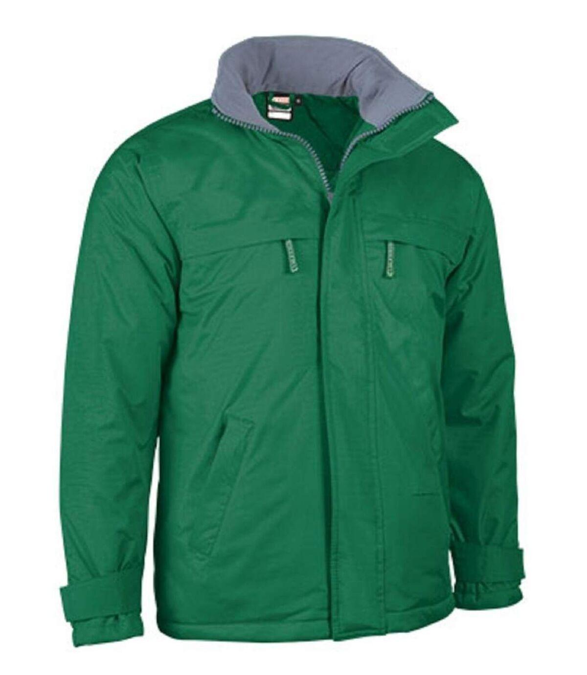 Parka - Homme - REF BOREAL - vert kelly