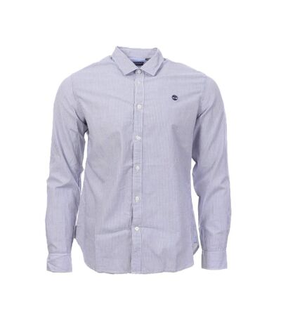 Chemise Grise Homme Timberland  Milford Stripes