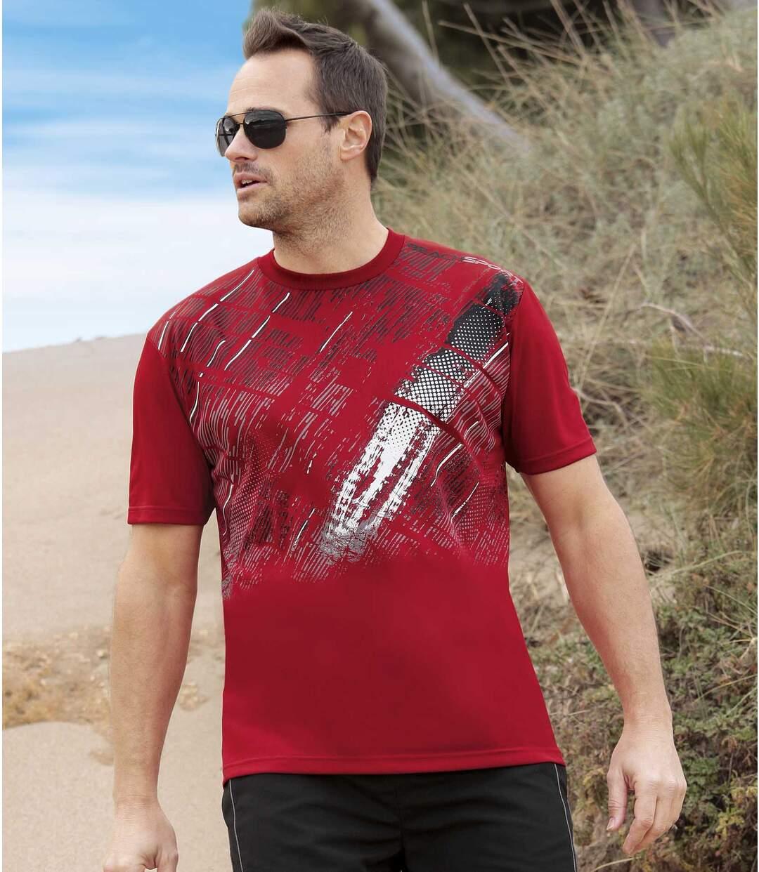 Set van 3 Beach Sport T-shirts