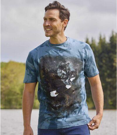 Canadian Legends nyomtatott mintás póló