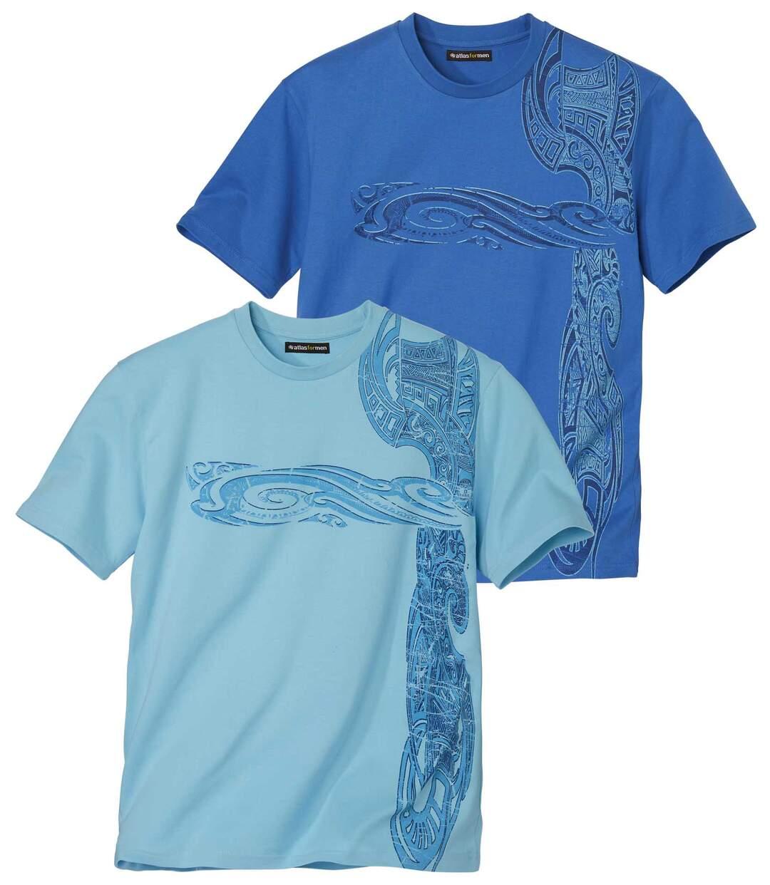Két darabos Maori Island póló szett
