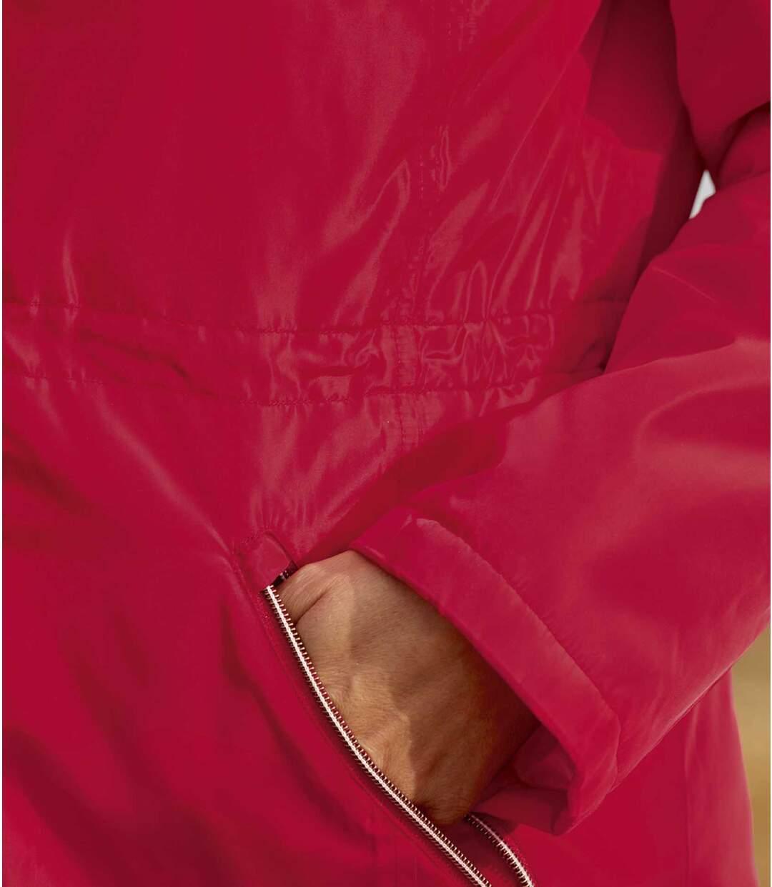 Pikowana, przejściowa kurtka