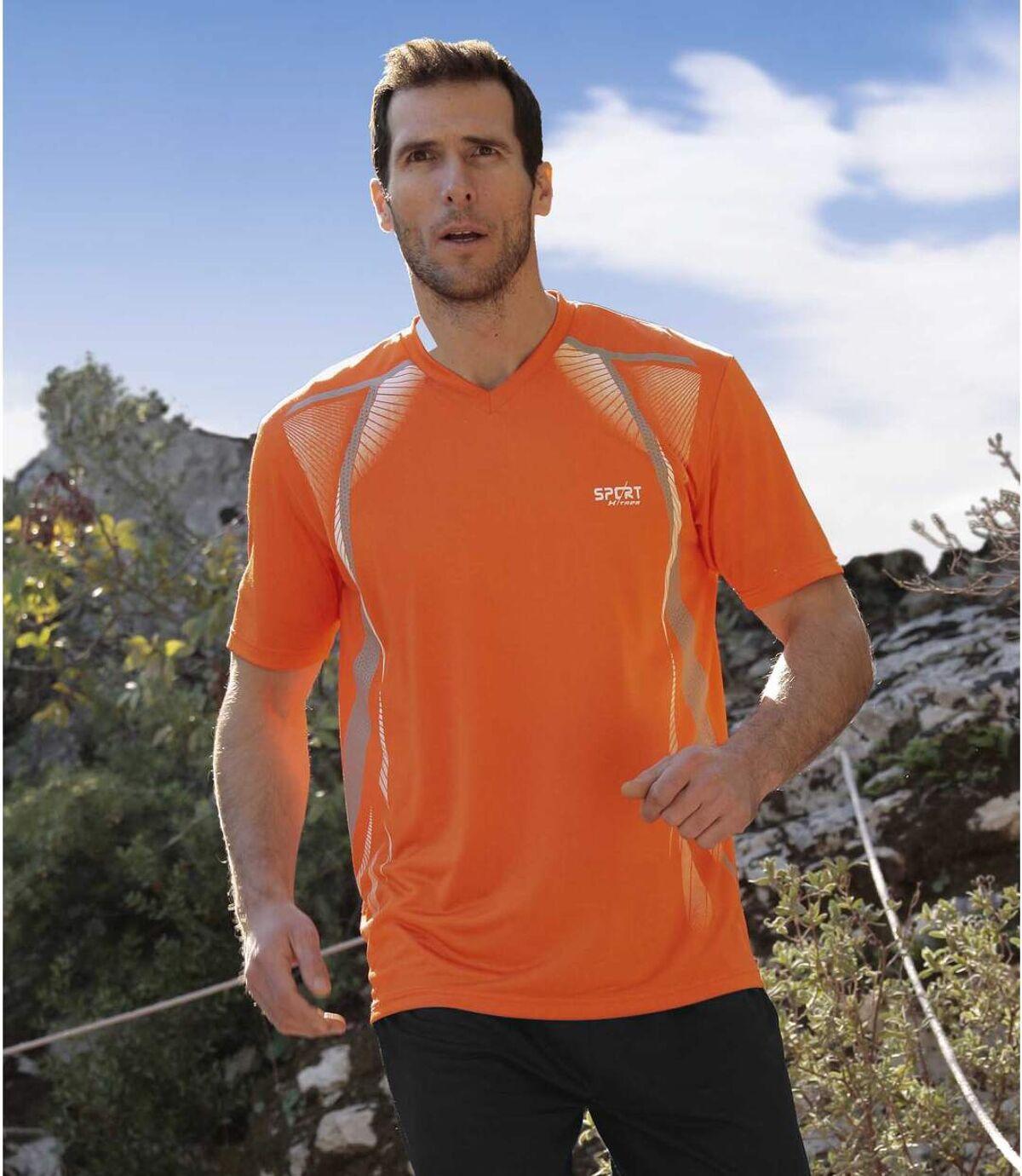 Lot de 3 Tee-Shirts Sport Détente Atlas For Men
