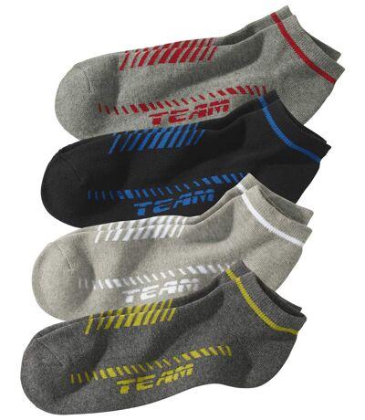 4pár Team Sport zokniból álló szett