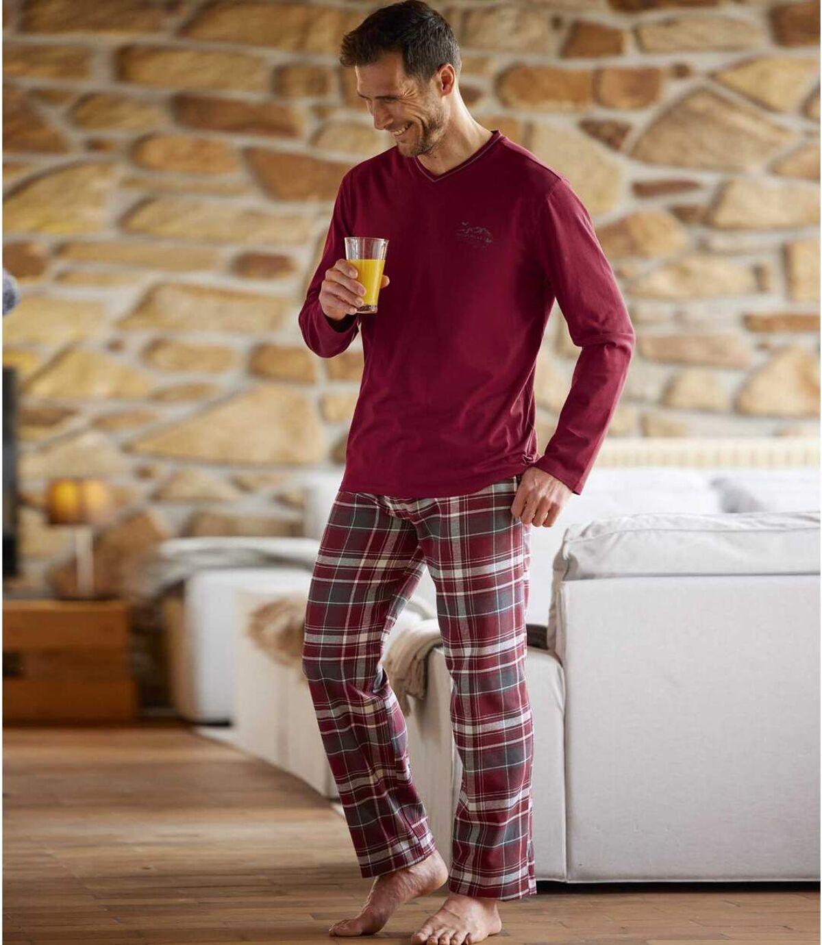 Pyžamo Nightwear Atlas For Men