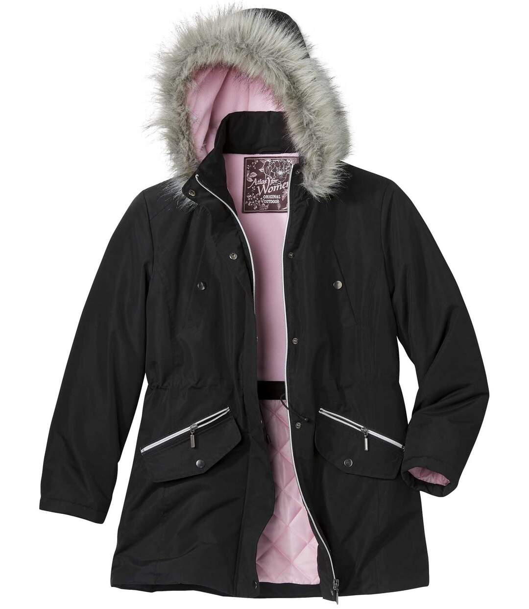 Parka High Protection von Atlas for Women