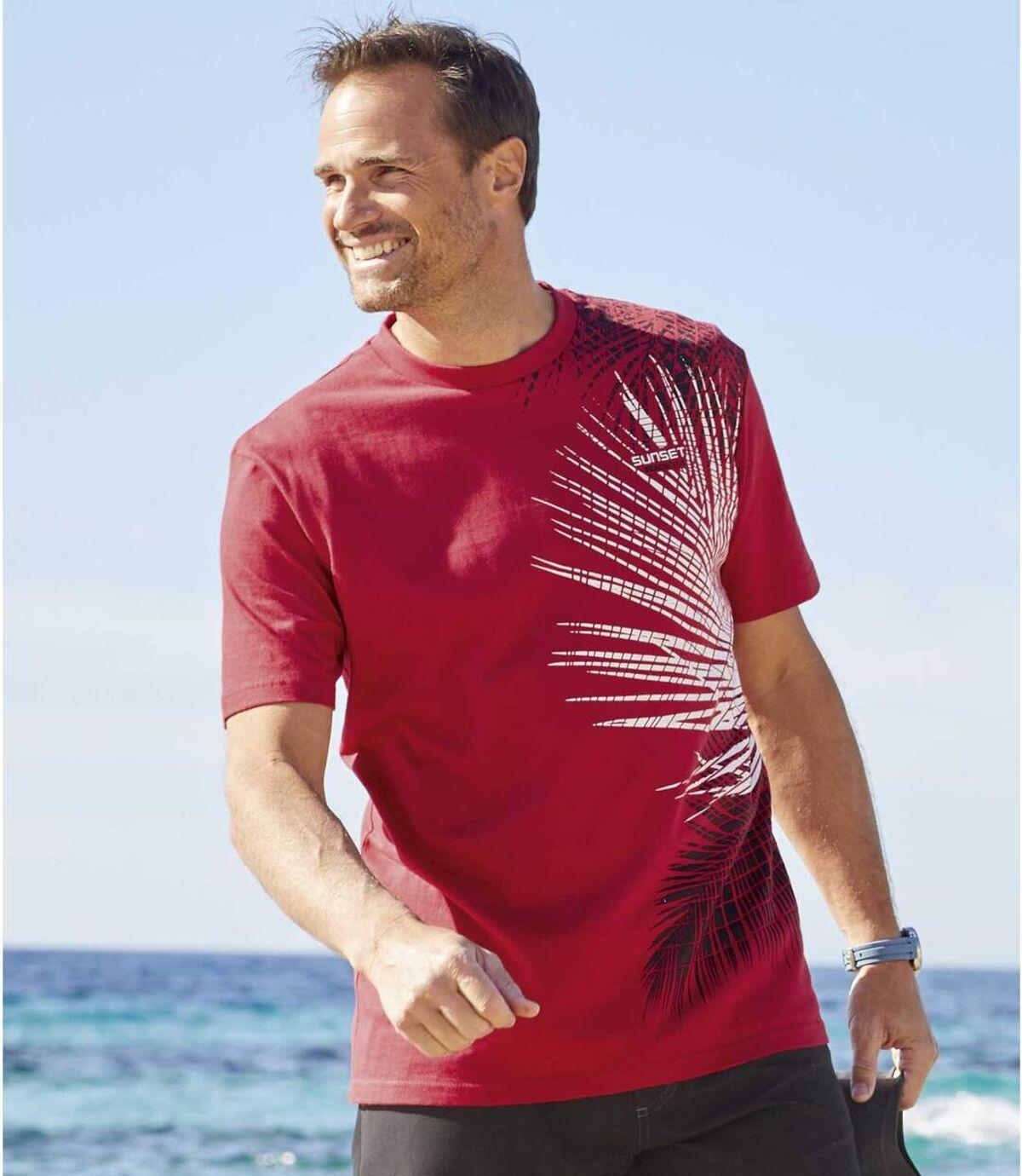 3er-Pack Sommer-T-Shirts Atlas For Men