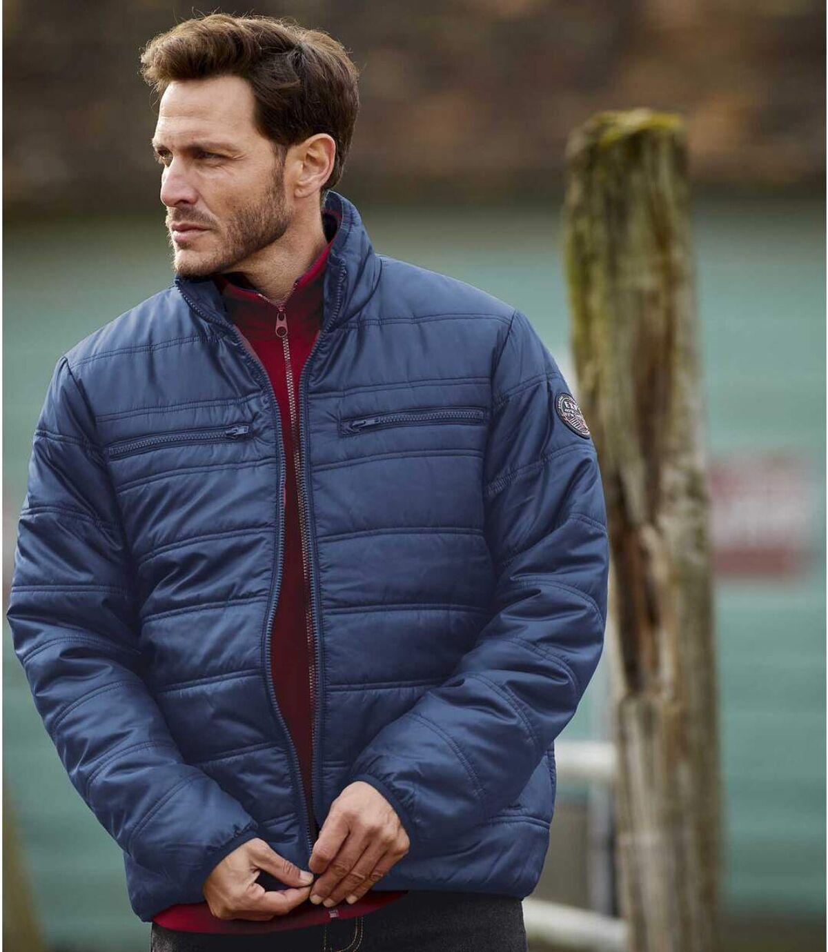 Wattierte Jacke Komfort Optimal Atlas For Men