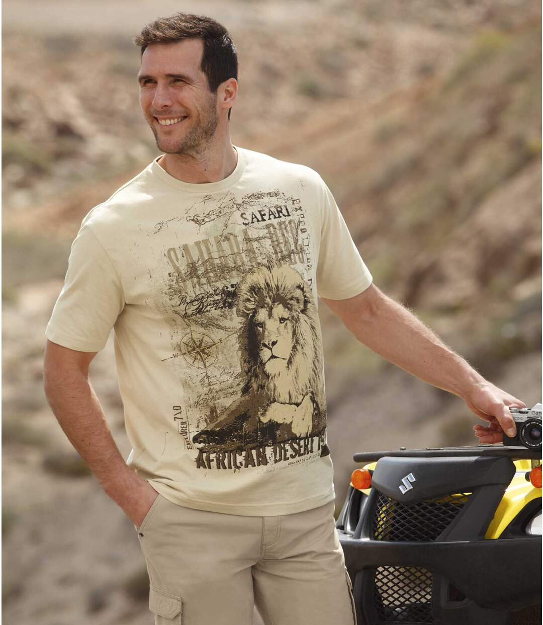 Safari Trip T-shirt