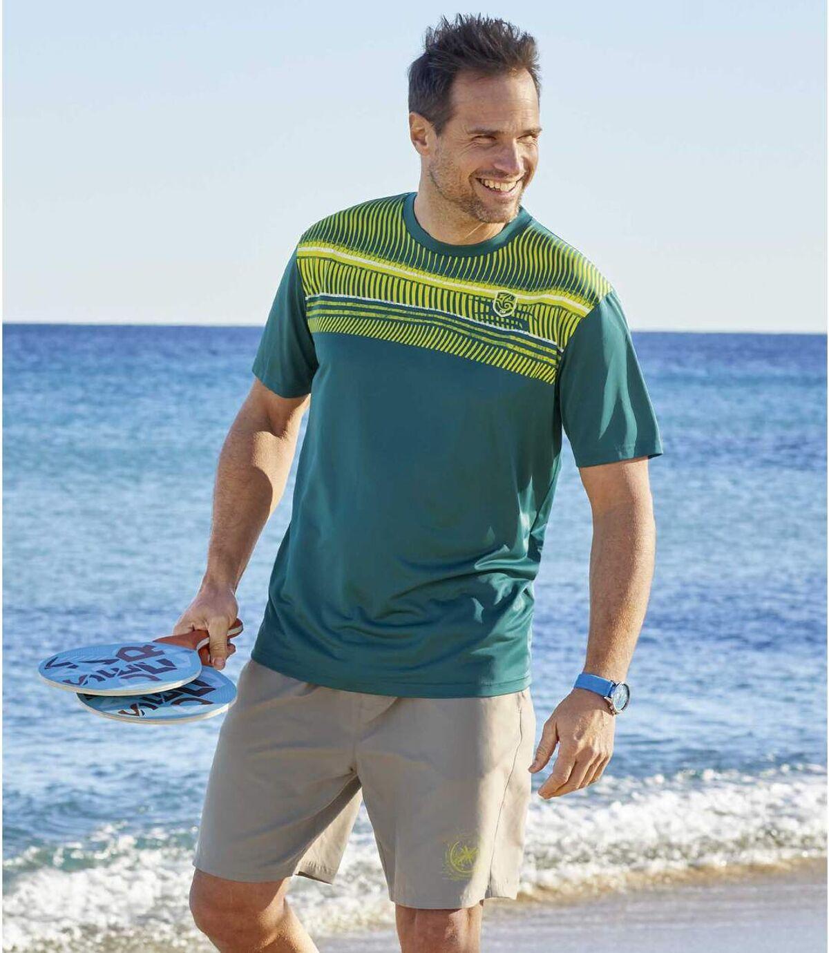 2er-Pack Shorts Beach Sport Atlas For Men