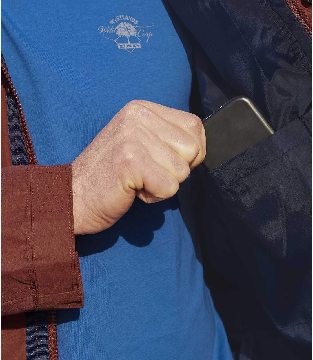 Větrovka s několika praktickými kapsami