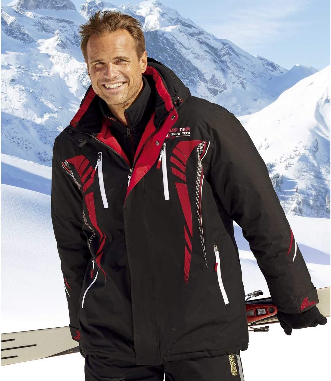 Bunda Ski Snow Tech