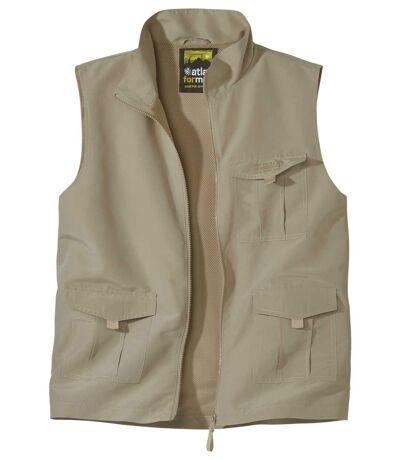 Praktická vesta Safari