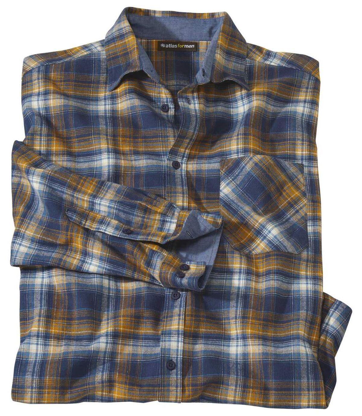 Flanelová košeľa Otawa Atlas For Men