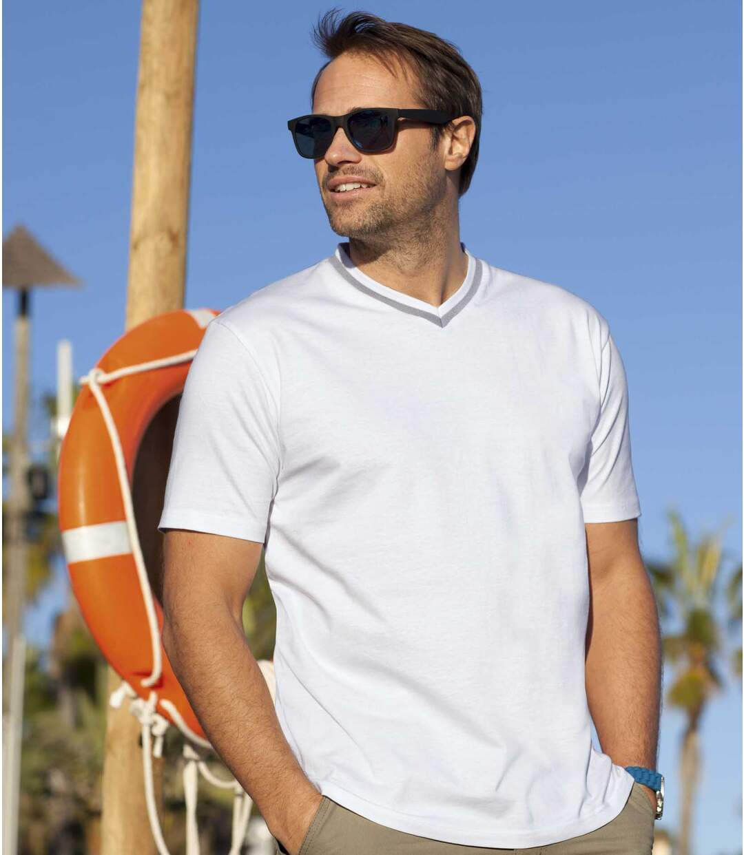 Set van 3 Ocean Team T-shirts