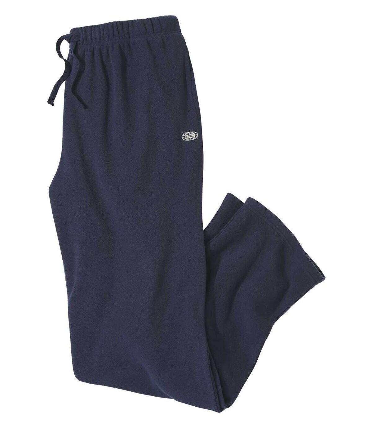 Flísové voľnočasové nohavice Atlas For Men