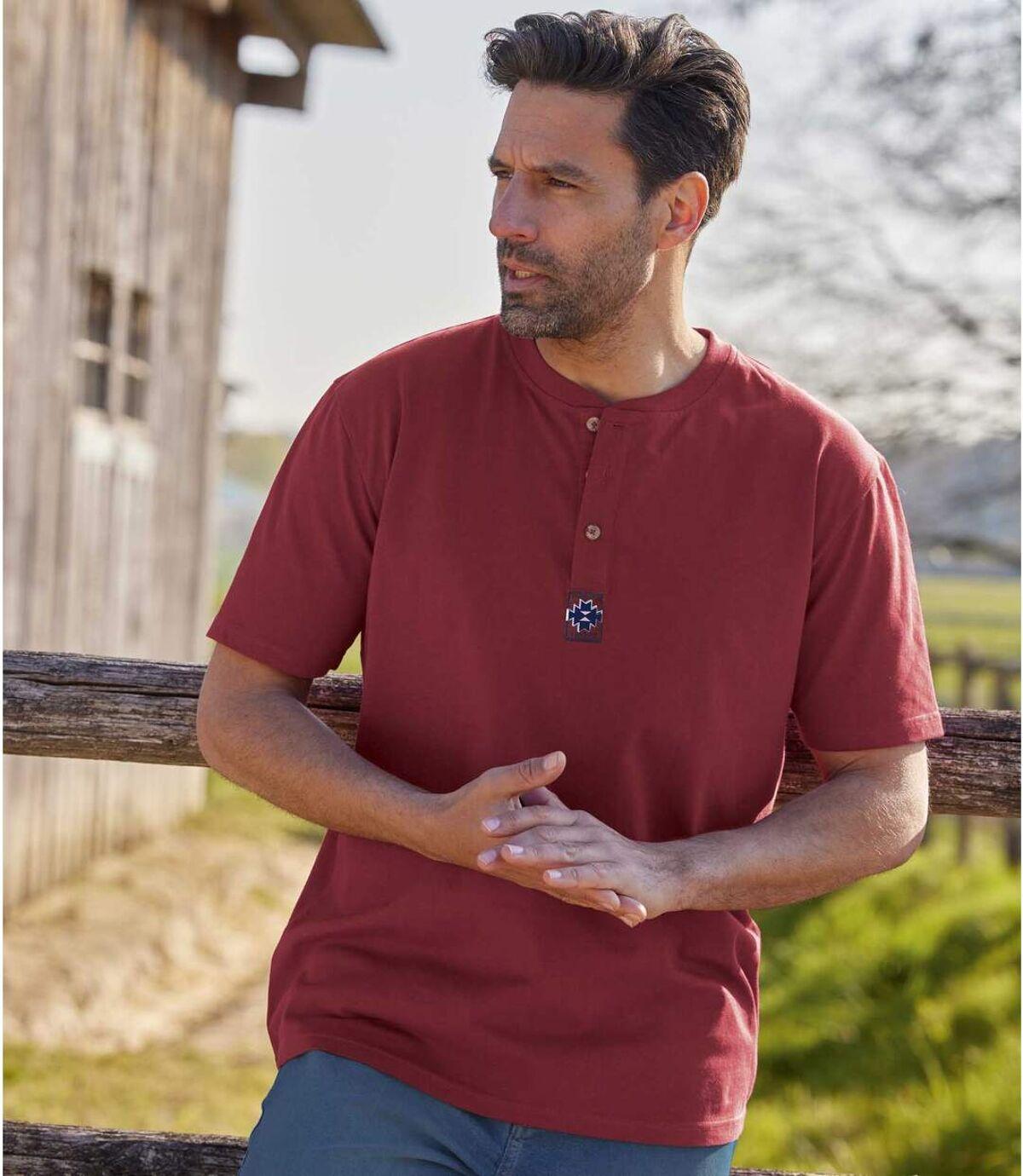 Zestaw 3 t-shirtów Wild West Atlas For Men