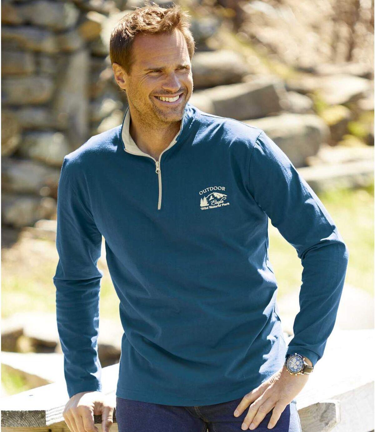 Set van 2 Wild Park sweaters Atlas For Men