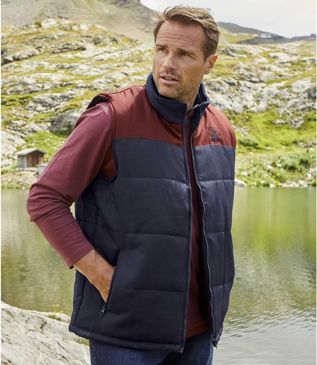 Prešívaná vesta Snowbird